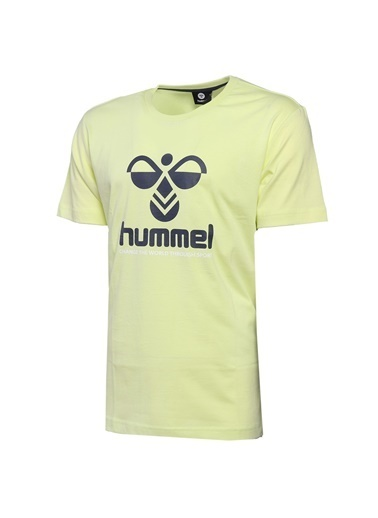 Hummel Erkek Tişört Centil 911301-6751 Sarı